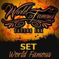 SET - World famous ink