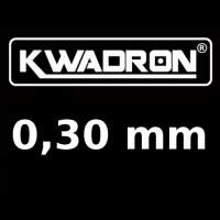 Kwadron tattoo needles 0,30 mm