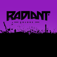 Purple radiant