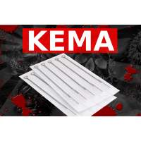 Premade needles on bar kema 5 pcs
