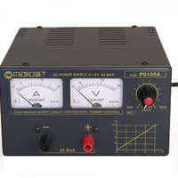 Dc power supply 5-6 amp.
