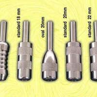Grip acciaio (22mm)