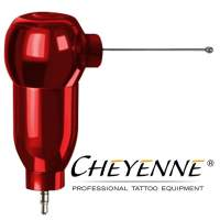 Cheyenne Hawk Thunder red