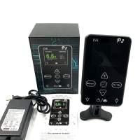 Alimentatore per 2 macchinette con diverse funzioni di memorizzazioni ed esclusione pedalevedi immagini per caratteristiche specifiche