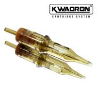 Vedi la scheda di 3 liner - Cartridge KW 0,35 mm Long taper