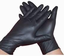Vedi la scheda di Black Latex  gloves powder free100 pcs -