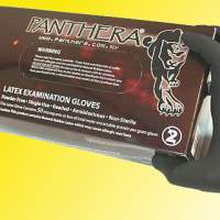 Panthera gloves 100 pcs