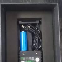 Powerful TAIPAN wireless black