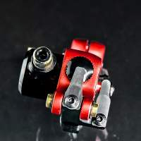 Rotary lucky liner red