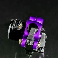 Rotary lucky liner purple