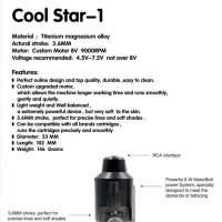 Rotary pen Vartak  cool star