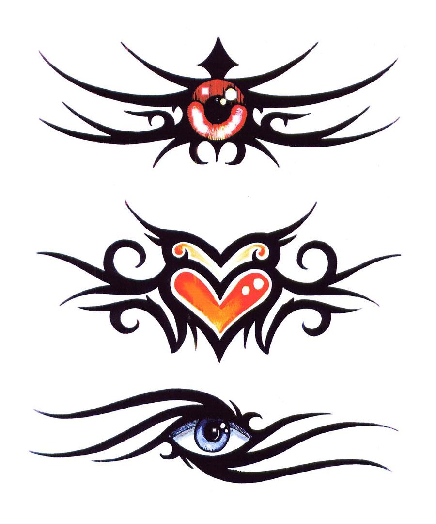 Immagini tatuaggi galleria di disegni gratis per for Disegni e piani di coperta